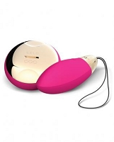 Lyla 2 Wireless Sense Motion Silicone Egg Waterproof - Pink