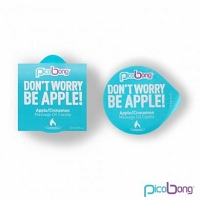 Pico Bong Massage Oil Candle Apple/Cinnamon