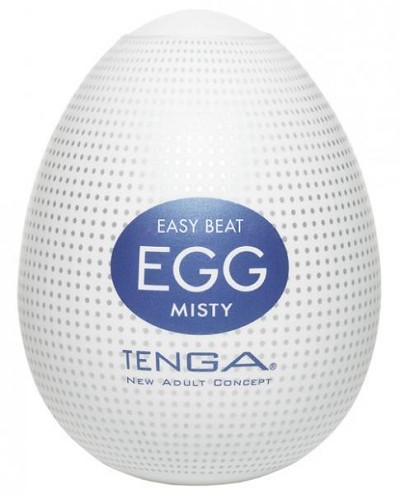 Tenga Hard Gel Egg Misty Stroker